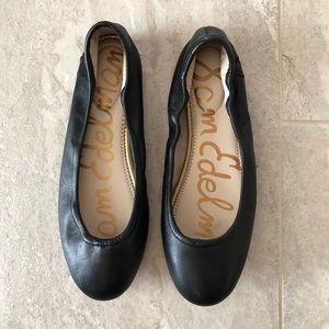 Sam Edelman Black Fritz Ballet Flat